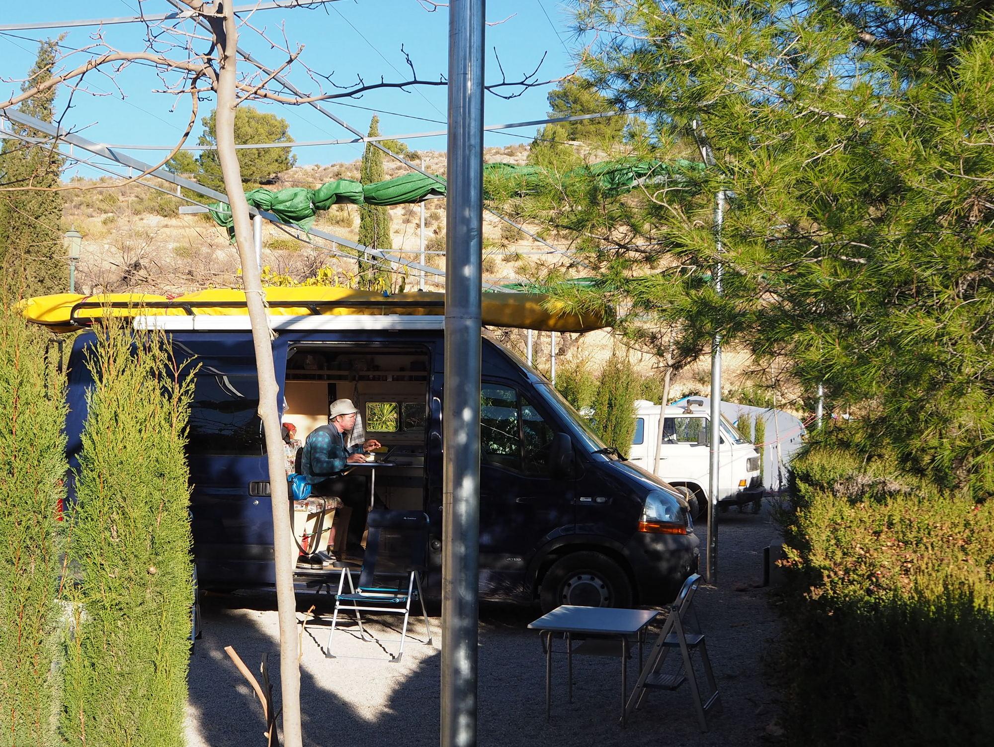 RikenMon Blog Sierra Espuña