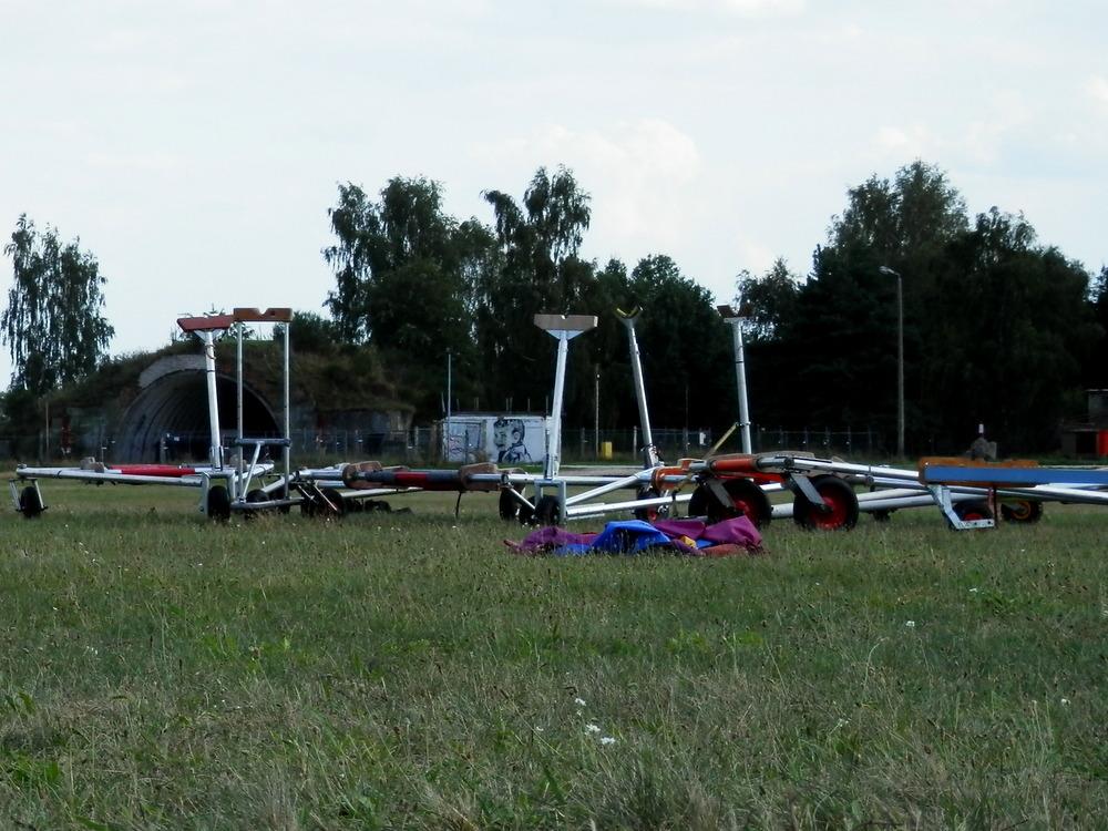 RikenMons Deltablog GO in Altes Lager